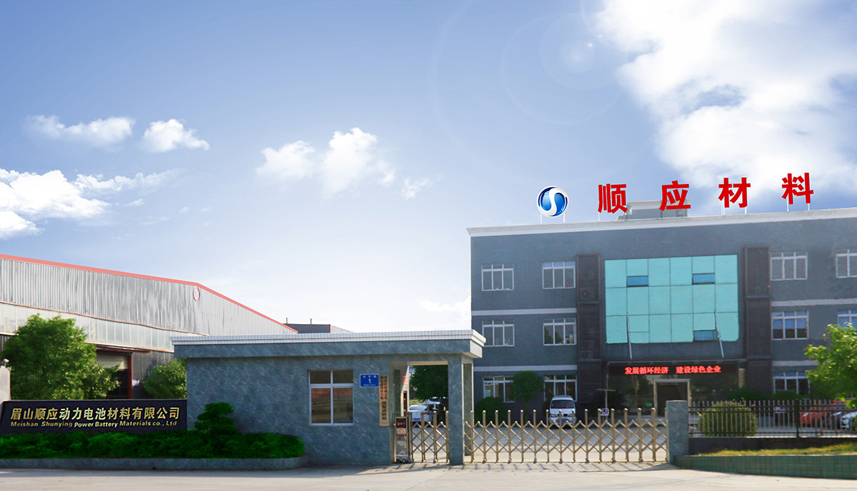 Meishan Shunying Power Battery Material Co., Ltd.